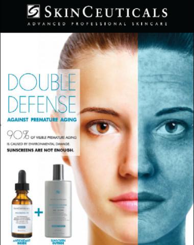 SkinCare - Double Defense
