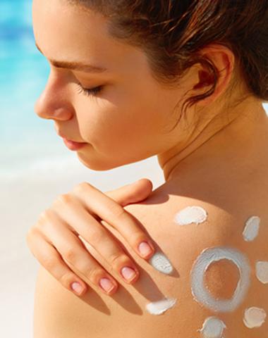 Sunscreen skin care edmonton