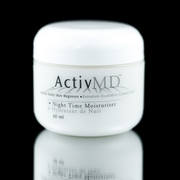 activeMD Night Time Moisturizer
