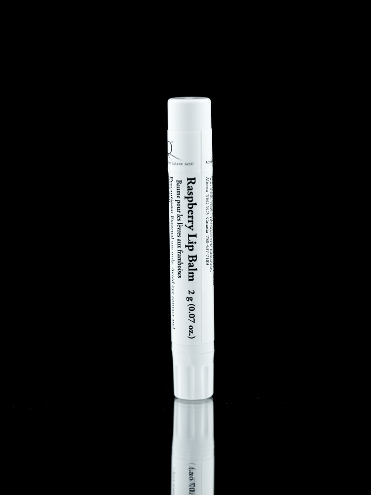 activeMD Raspberry Lip Balm